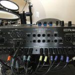 Roland TD-50K - Module rear
